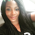 Genevieve Nnaji pretty in braids