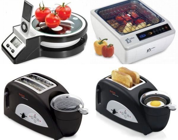 Kitchen Gadgets Crowdbuild For