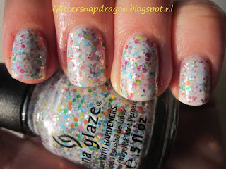 China Glaze Trap-eze
