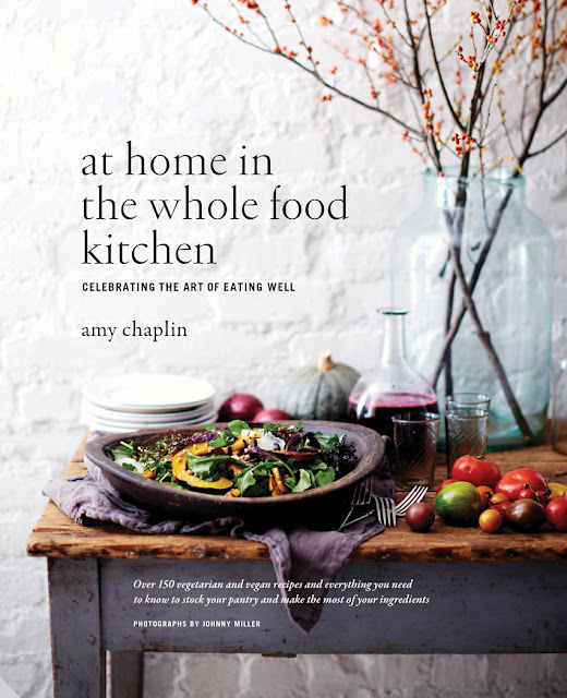 At Home in the Whole Food Kitchen – Book Giveaway
