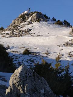 Summit Tzoumerka