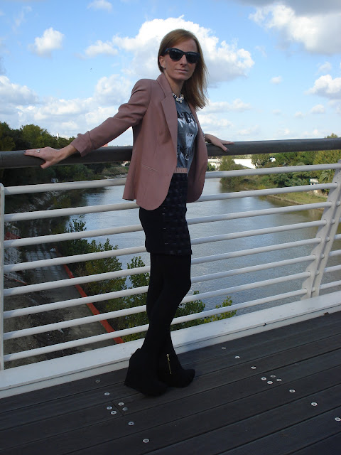 marc jacobs t shirt, fashion blogger roma, ame gee gonna, fashion blog, primark boots, primark blazer, marc jacobs maglietta