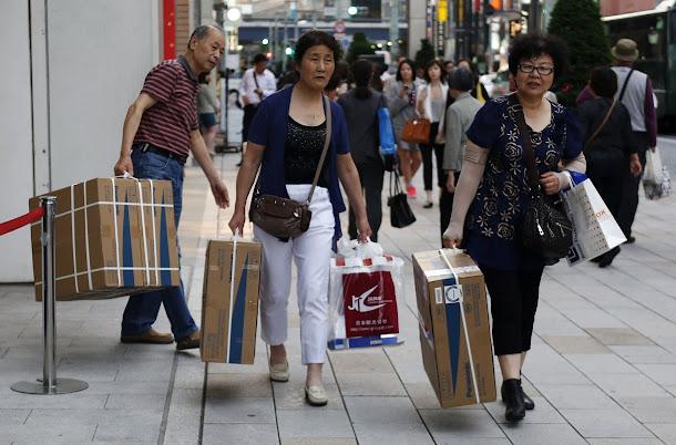 離不開日本紙尿布的國家如何反日?