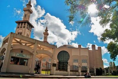 argentina1 Keindahan Masjid Di Negri Non Muslim