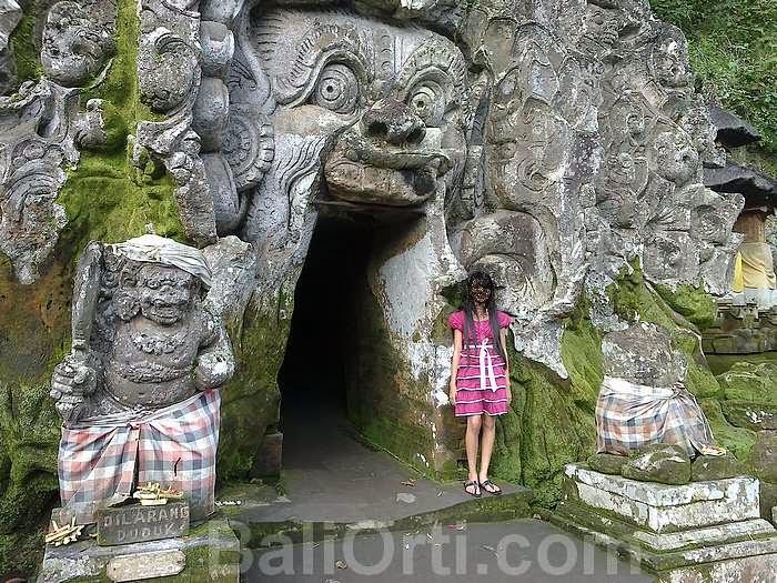 Goa Gajah Gianyar Bali