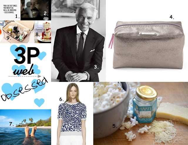 Obsessed: around the web this week