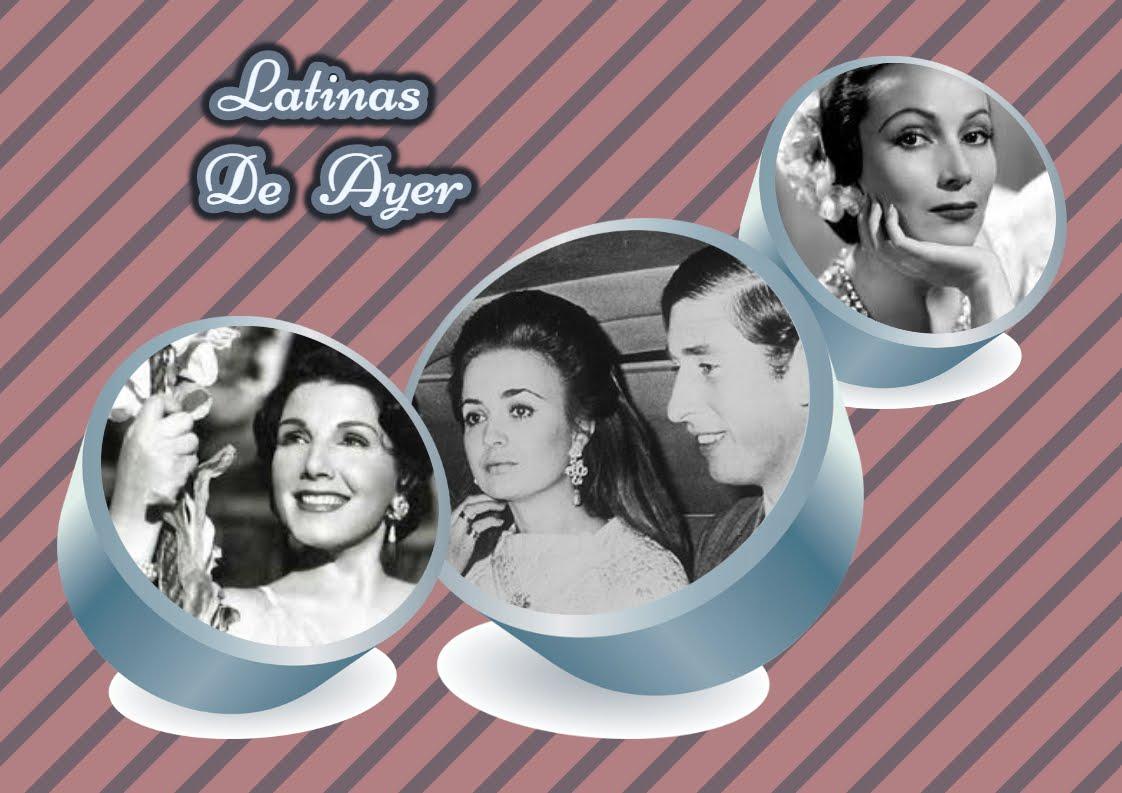Latinas de Ayer
