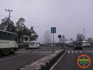 Foto Sepanjang Jalan Tembus Magetan