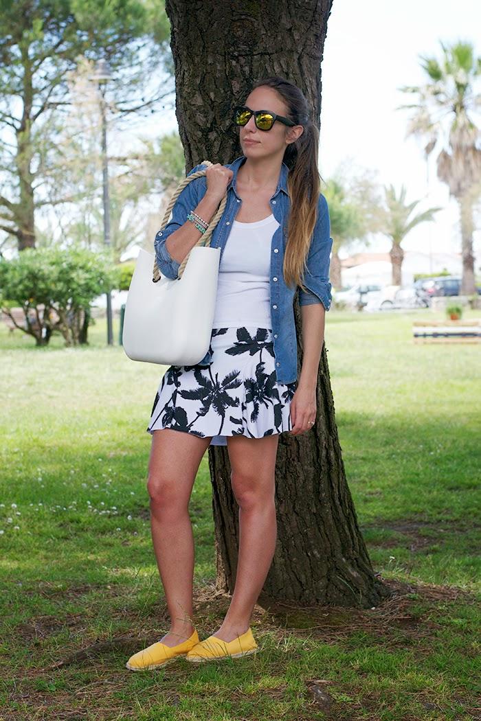 hawaian skirt