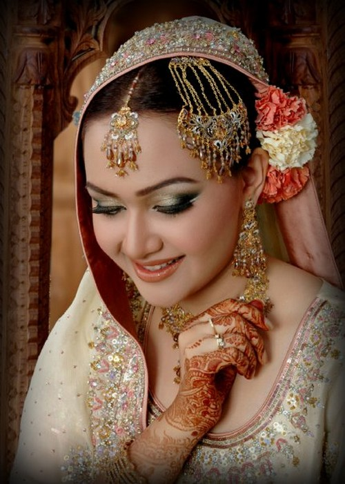 Jhoomar Indian Hair Jewellery