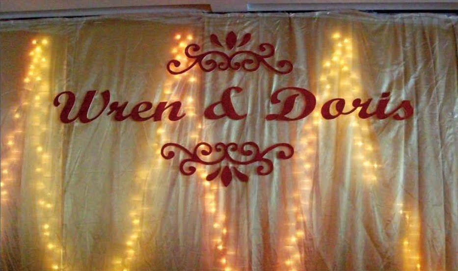 List of wedding decorators in malaysia 3d polyfoam wordings by hw studio junglespirit Image collections