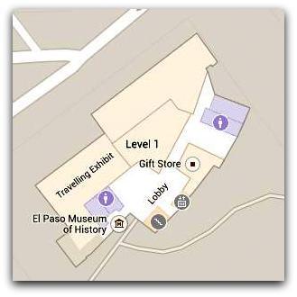 El Paso Development News: Google Maps Now Includes Floor Plans of ...