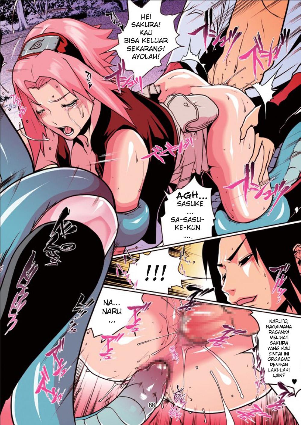 sakura y sasuke xxx