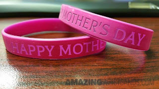 Happy Mother's Day Wristbands