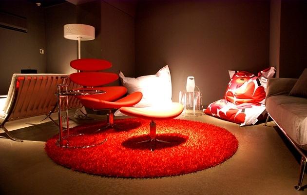 Muebles y decoraci n de interiores las alfombras otorgan - La casa de las alfombras ...