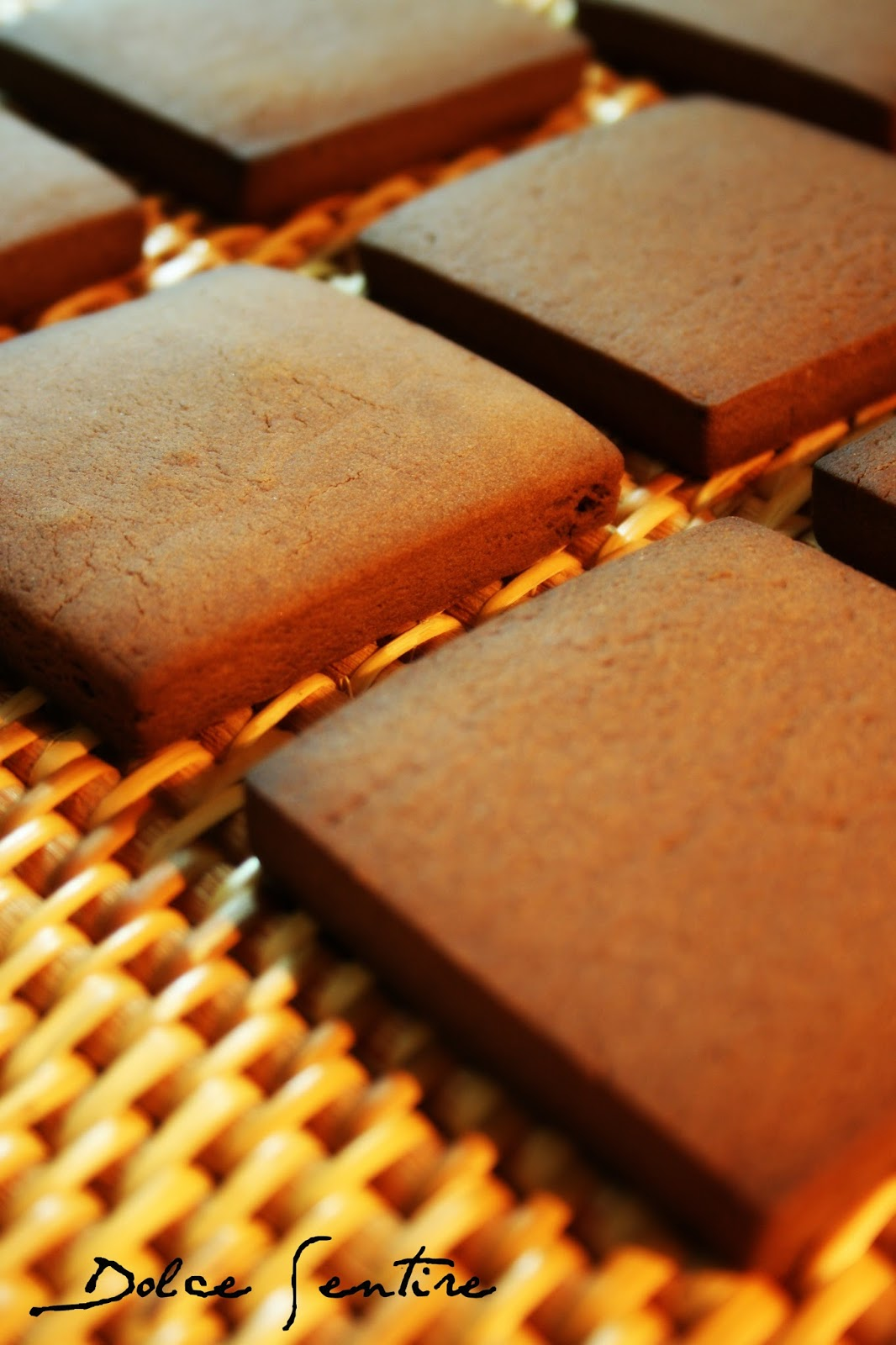 Puro placer: Galletas de Chocolate amargo y Mandarina