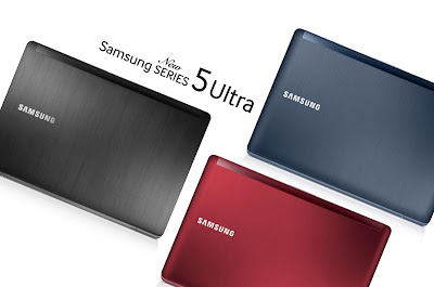Samsung New Series 5 Ultrabook Terbaru