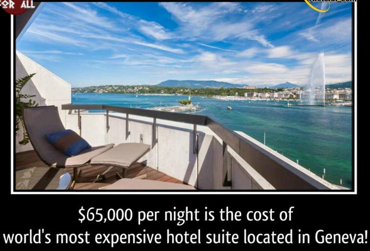 hotel, suite
