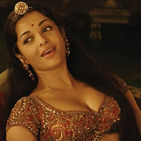 Aishwarya, Rai, Milky, Cleavage,, Aishwarya, Rai, Boob