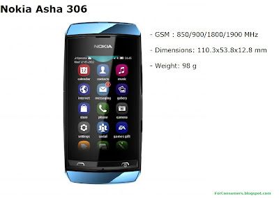 Nokia Asha 306