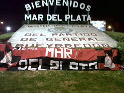 Mar del Plata te alienta!!!