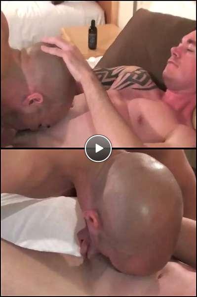 sucking sissy cock video