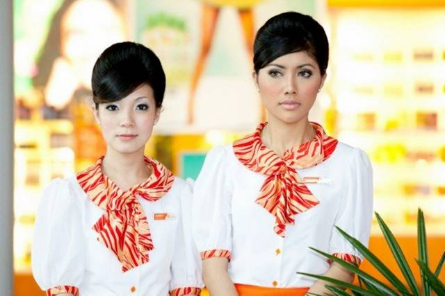 25Malaysia252CFireflyAirHostess - Air Hostess From Different Countries