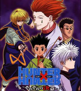 Thợ Săn Tí Hon - Hunter x Hunter