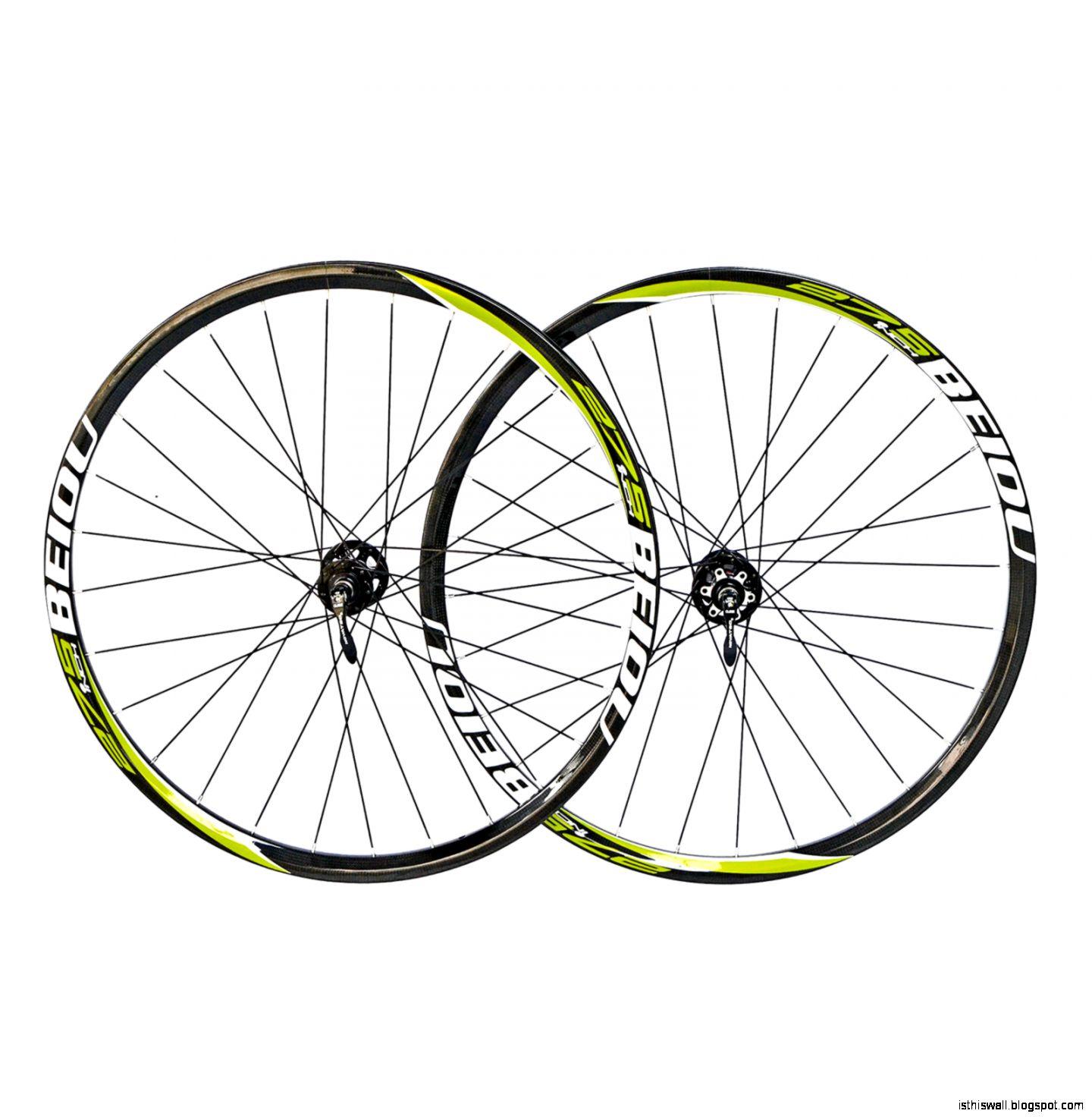 24mm Width Carbon Fiber Mountain Bike Wheelset Super Strength ZM25BY