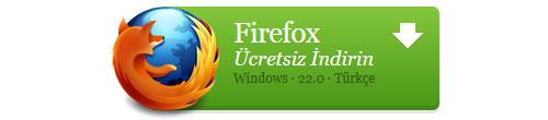 Firefox 22 indir