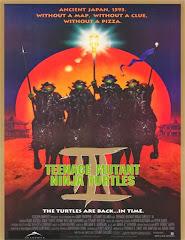 Las tortugas ninja 3 (1993) [Latino]