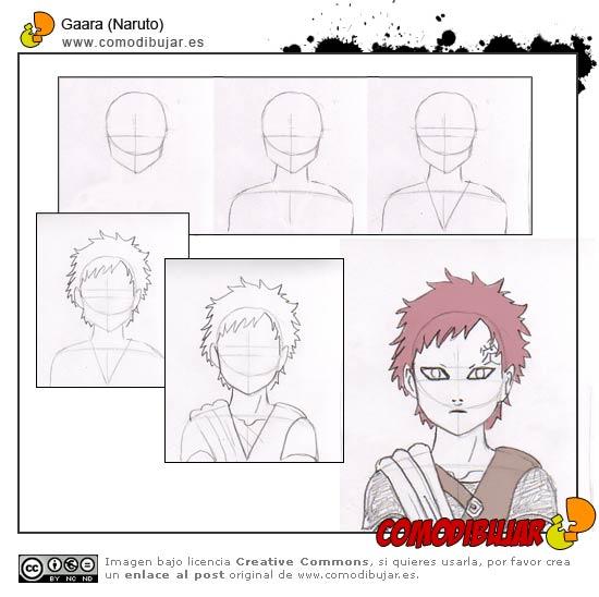 COLORING PAGES: Naruto Para Dibujar Y Colorear