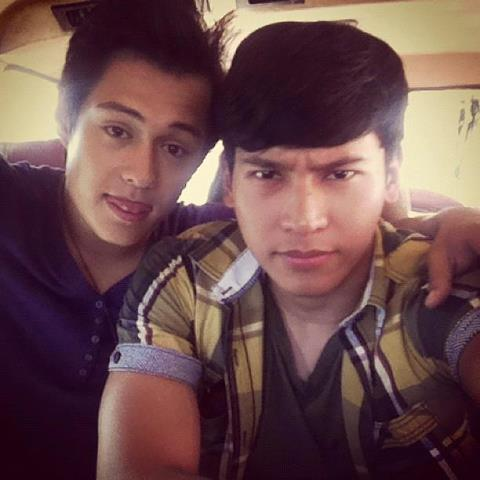 CAPTION THIS: Enchong Dee and Enrique Gil