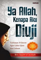 beli buku islam murah ya Allah kenapa aku di uji ibnu qayyim al jauziyah rumah buku iqro toko buku online murah