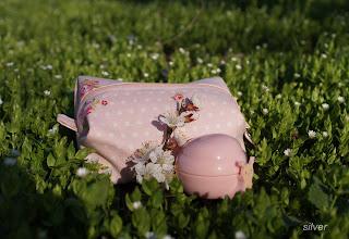сумка текстиль летняя лен косметичка