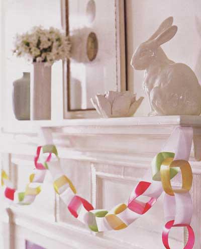 05 Ideias para decoração de páscoa