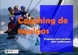 COACHING DE EQUIPOS. Programa para alcanzar altos rendimientos