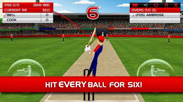 Stick Cricket v1.2.3 Apk (Mod Unlocked Full Version) - APK Full MOD