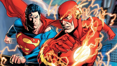 FLASH/SUPERMAN