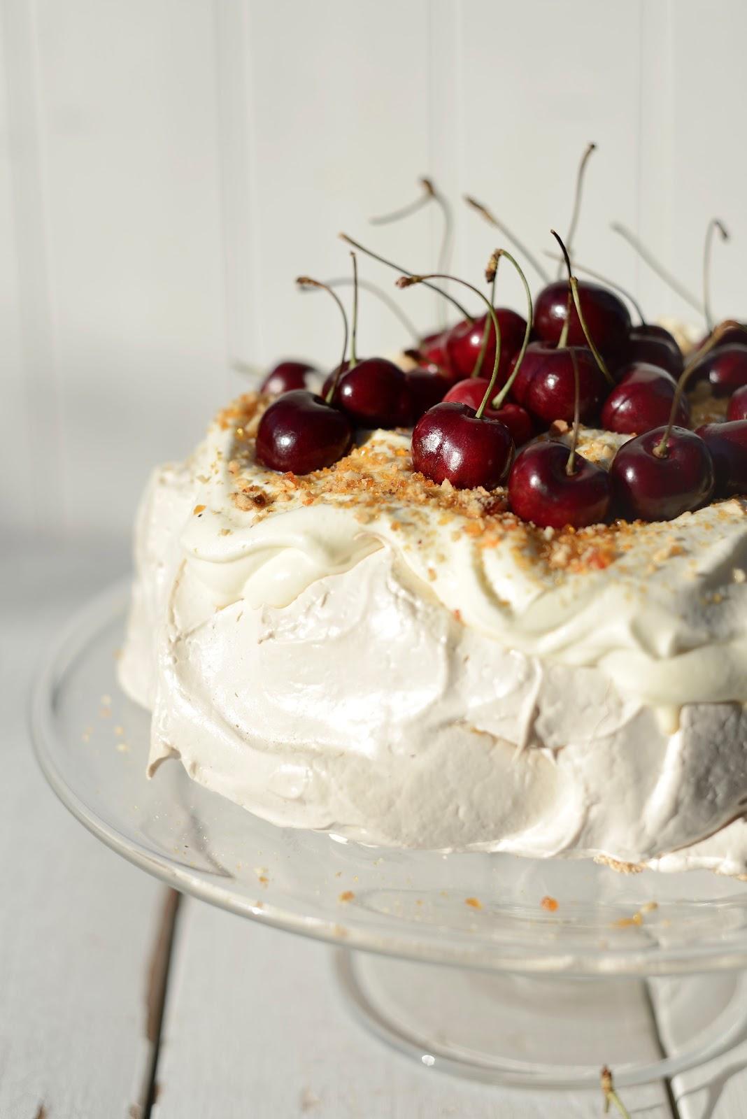 From The Kitchen: Brown Sugar Pavlova