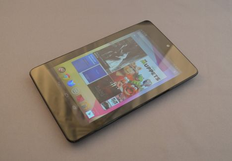 Nexus, Nexus 7 II, New Nexus 7, ASUS, ASUS K009