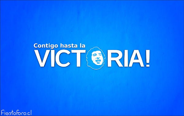 Poster de Victor Jara, contigo hasta la Victoria