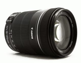 harga lensa canon 18-135mm bekas