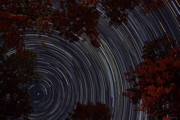 Star Trails 10
