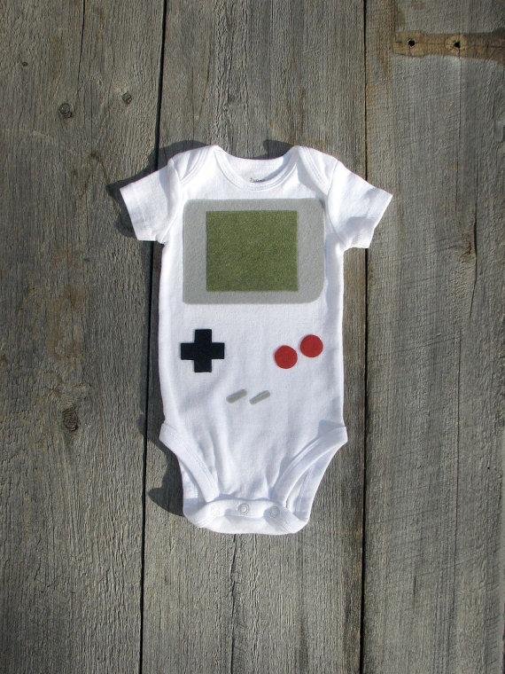 Nintendo Baby Girl Clothes