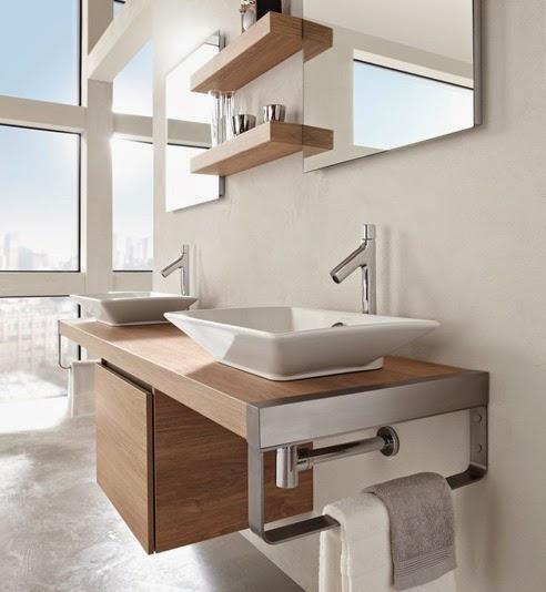 Estilo y diseño en los baños con Jacob Delafon