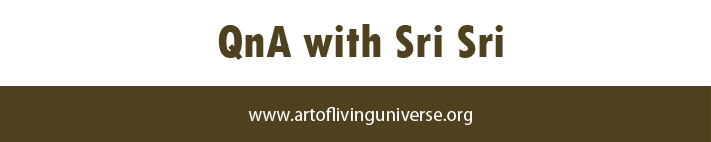 Subscribe to QnA with Sri Sri