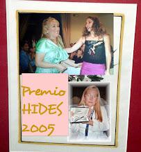 Premio HIDES 2005