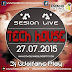 Sesion Live Tech House - ((Dj Wolfang Play LME)) 27-07-2015