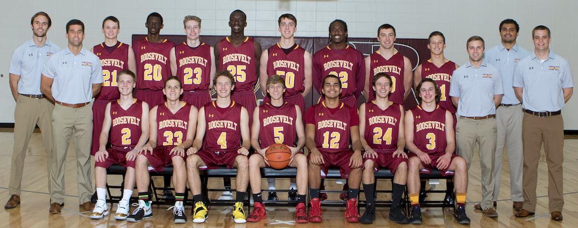 Roosevelt Rough Rider Boys Basketball